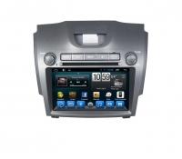 Штатная магнитола Chevrolet TrailBlazer (Carmedia QR-8036)