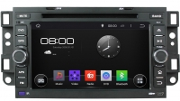 Штатная автомагнитола 8-ЯДЕР, Android 6.0(202х120) - (CarMedia KDO-7046)