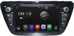 Штатная магнитола 8-ЯДЕР, Android 6.0 (Carmedia KDO-8073)