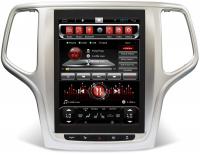 """Штатная магнитола Android 6.0 c вертикальным 10.4"""" экраном (Carmedia QR-10403)"""