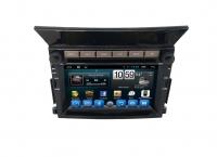 Штатная магнитола Honda Pilot (Carmedia QR-6225)