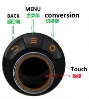 Универсальный джойстик для автомагнитол и мониторов