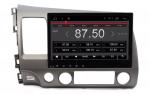 Штатная магнитола Honda Civic (Mstar KR 1054-DT8)