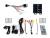 Универсальная магнитола 2DIN(178х100), 8 ядер, Android  для Nissan и многих других (M Star KD 7990 PX5)