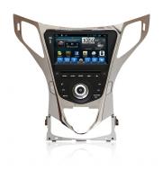 Штатная магнитола Hyundai Grandeur (Mstar QR-8017)