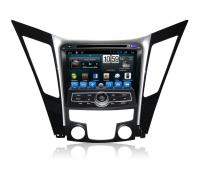 Штатная магнитола Hyundai Sonata (Mstar QR-8012)