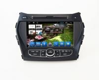 Штатная магнитола Hyundai IX45 на Android 4+ (Mstar QR-8022)