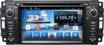 Штатная магнитола Android 6.0(207x98мм)  - (CarMedia QR-6205-T3)