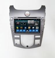 Штатная магнитола Kia Cerato (Carmedia QR-8021)