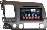 Штатная магнитола Honda Civic (Mstar QR-8046)