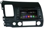 Штатная магнитола Civic 4D (Mstar KD-7035)
